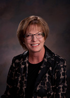 Portrait photo of Pam Hunzeker